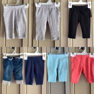 7- Leggings/Pants Newborn